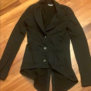 Hard Tail black jacket size small